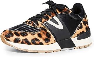حذاء رياضي نسائي Loyola 10 من TRETORN مقاس متوسط، أسود /أسود، 7. 5