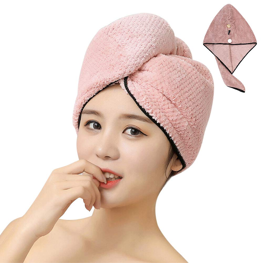 service Absorbent Hair Drying Towels T Dry Turban Max 47% OFF Quick