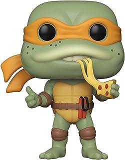Funko Pop! Retro Toys: Teenage Mutant Ninja Turtles - Michelangelo Multicolour, 3.75 inches