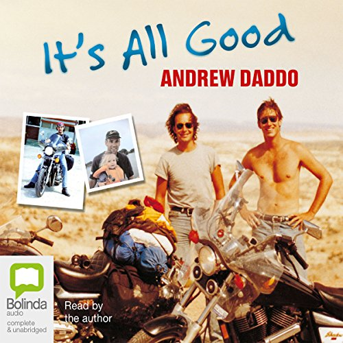 It's All Good audiobook cover art