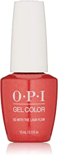 OPI GelColor, Gel Nail Polish, Red