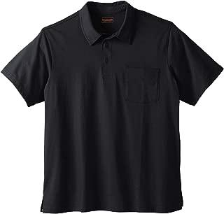 KingSize Men's Big & Tall Heavyweight Jersey Polo Shirt
