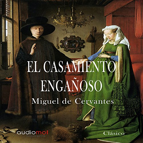 El casamiento engañoso [The Misleading Marriage] audiobook cover art