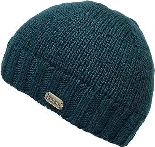 b6aaa7376b5698 Kusan 100% Merino Wool Pull On Beanie Fisherman Hat PK1826
