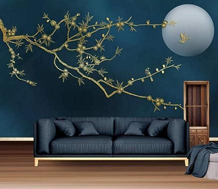 400x280 Cm Gbhl Papier Peint Mural 3d Style Européen Bijoux