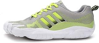 SGLMYD Barefoot schoenen tijd mannen FiveFingers schoen run Dicker vloer demping comfortabele Ademende teen schoenen outdo...