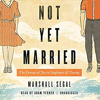 Not Yet Married audiobook cover art
