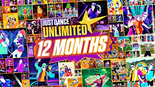 Just Dance Unlimited 365 Days - Nintendo Switch [Digital Code]