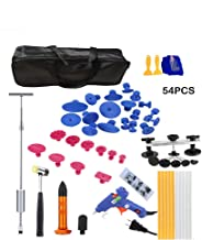 Benficial,Slide Hammer Puller Lifter Kit Paintless Dent Repair Tabs Hail Removal Tools (mulitcolor)