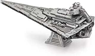 Fascinations Metal Earth ICONX Star Wars Imperial Star Destroyer 3D Metal Model Kit