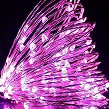 2/5/10 M Usb Led Lichtslingers Koper Zilver Draad Guirlande Licht Waterdicht Kerstverlichting Voor Kerst Bruiloft Decorati...