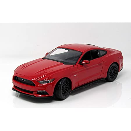 Ford Mustang Gt Rot 2011 Modellauto Fertigmodell Maisto 1 24 Spielzeug