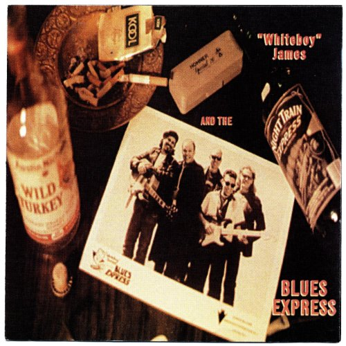 Whiteboy James and the Blues Express
