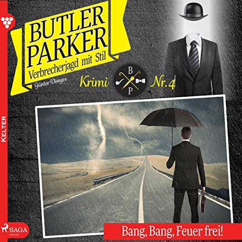 Bang, Bang, Feuer frei! audiobook cover art