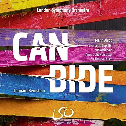 Marin Alsop, London Symphony Orchestra, Leonardo Capalbo, Jane Archibald, Anne Sofie von Otter & Sir Thomas Allen