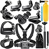 Neewer 12-in-1 Kit de Accesorios para GoPro Hero 7 Hero 2018, Hero 6,...