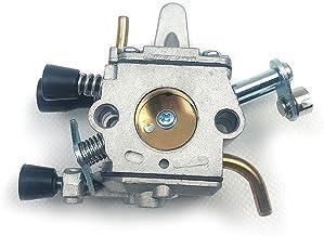 HCO-YU Carburateur Carb Borstel Cutter-onderdelen Past voor STIHL FS400 FS450 FS480 4128 120 0607 Geschikt voor ZAMA C1Q-S...