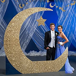 Best cardboard crescent moon Reviews