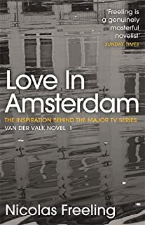 Love in Amsterdam: Van der Valk Book 1
