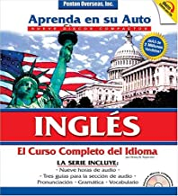 Aprenda En Su Auto Ingles: El Curso Completo Del Idioma: Library Edition (Learn in Your Car) (Spanish Edition)