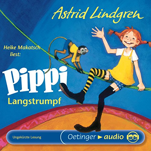 Pippi Langstrumpf Titelbild