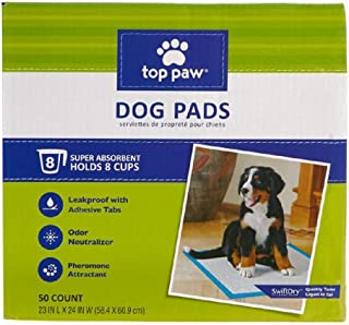 Top Paw Dog Pads | New & Improved! 2X More Absorbent
