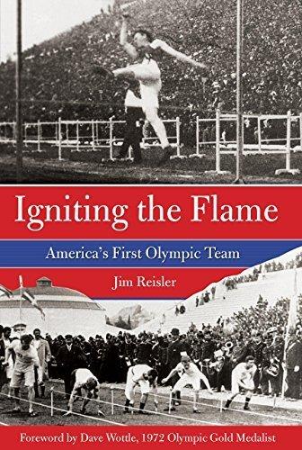 Igniting the Flame: America's First Olympic Team by Reisler, Jim (2012) Gebundene Ausgabe