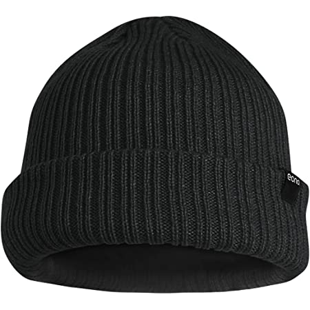 Eono by Amazon - Beanies Hat for Men Women Unisex Winter Cuffed Plain Hat Soft Warm Knitted Beanies Cap