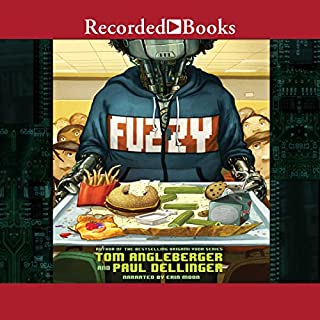 Fuzzy audiobook cover art