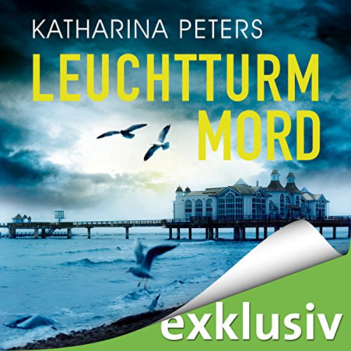 Leuchtturmmord audiobook cover art