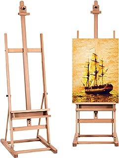 artist wooden easel