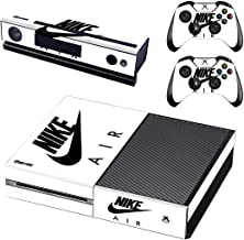 Vinyl Cool Skin Sticker for Xbox One Console and 2 Controllers,X Box One Full Cover Wrap Decal
