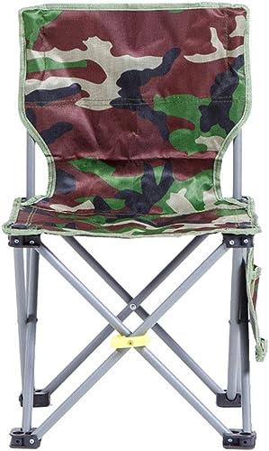 RenShiMinShop Chaise de pêche Tabouret de pêche Tabouret de pêche léger Multi-Fonctions Pliable portable Camping en Plein air Chaise de pêche (Couleur   Multi-Couleuruge, Taille   60  36cm)