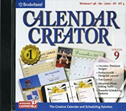 calendar creator for mac os x