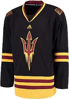Arizona State Sun Devils NCAA Men's White Adizero Climalite Hockey Jersey