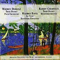 La Valse Rhapsodie Espagnole Music for Two Pianos