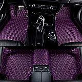XHULIWQ Alfombrillas de Cuero para Coche, para Mercedes Benz Clase S W221 S63 S65 AMG, Alfombrilla de Maletero Personalizada, diseño Interior de Coche