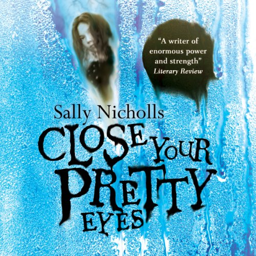 Close Your Pretty Eyes audiobook cover art