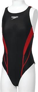 Speedo(スピード) ガールズ 競泳水着 ワンピース フレックスゼロ SD36B07