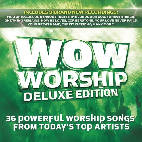WOW Worship 36 Powerful Worship Songs From Today s Top Artists product image