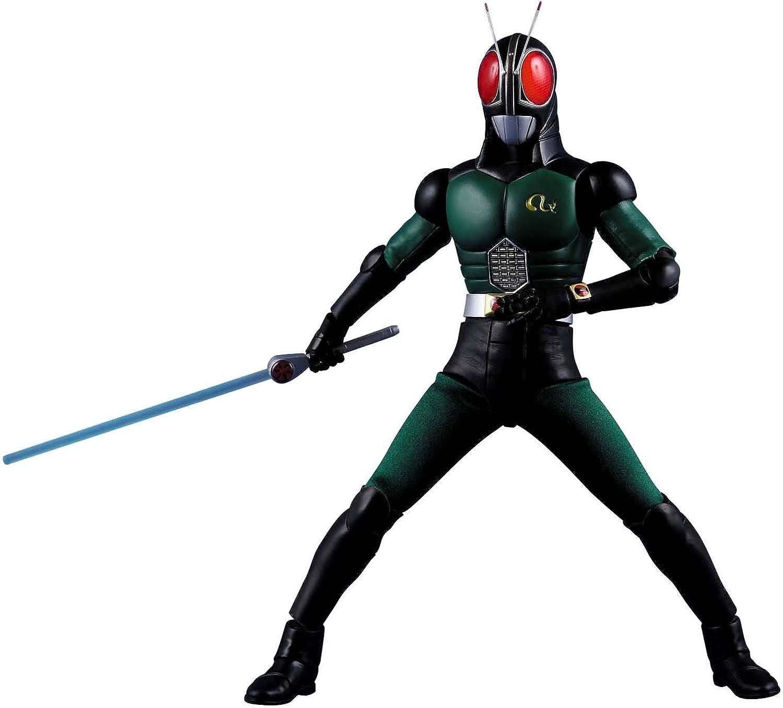 nuevo estilo Real Acción Heroes Heroes Heroes DX Kamen Rider negro RX (japan import)  connotación de lujo discreta