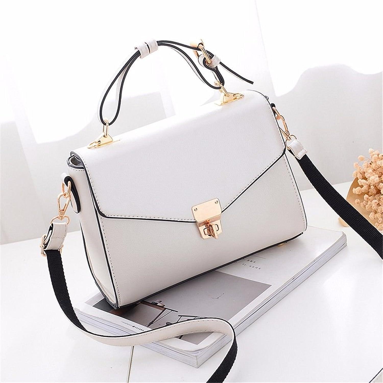 Battier 2019 Frauen Tasche Handtasche Handtasche Handtasche Schloss einzelne Schulter umhängetasche B07MNL3W2S  Hohe Qualität und Wirtschaftlichkeit 9f4aa2
