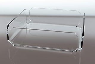 Agplex - Portatovaglioli da dolce in plexiglass modello MUSA