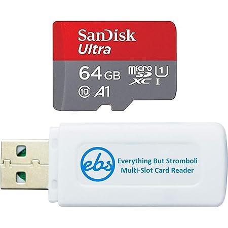 SanDisk Ultra 128GB MicroSDXC Verified for Motorola Moto G8 by SanFlash 100MBs A1 U1 C10 Works with SanDisk
