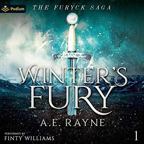 Winter's Fury cover art