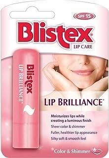 Blistex Bli0100011 Lip Brilliance, Balsamo per labbra Spf15 - 3.7 gr