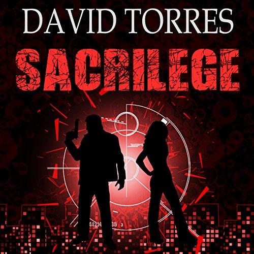 Sacrilege audiobook cover art