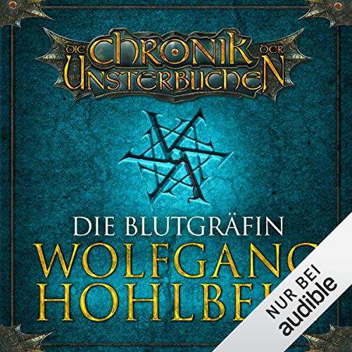 Die Blutgräfin audiobook cover art