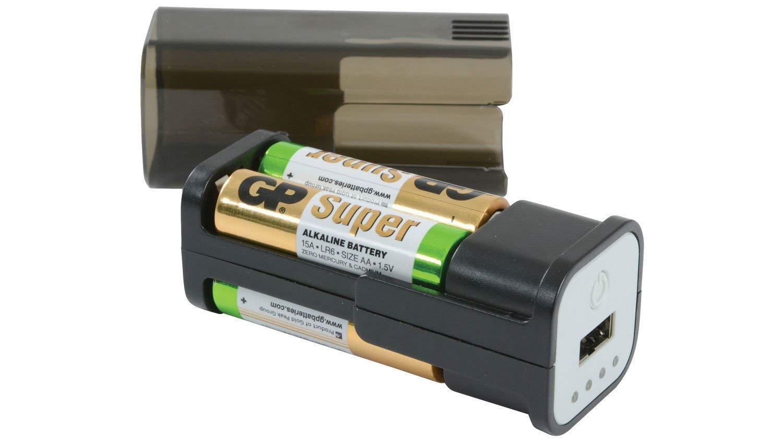 Power1- Batería de Emergencia Externa portátil, USB, portátil, de ...