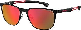 نظارات شمسية للرجال من كاريرا 4014/Gs، الوان متعددة (اسود)، 58